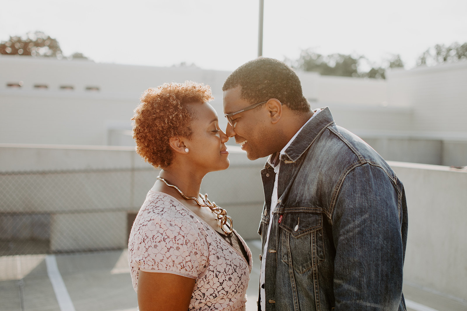 Couples Session in Charlotte North Carolina