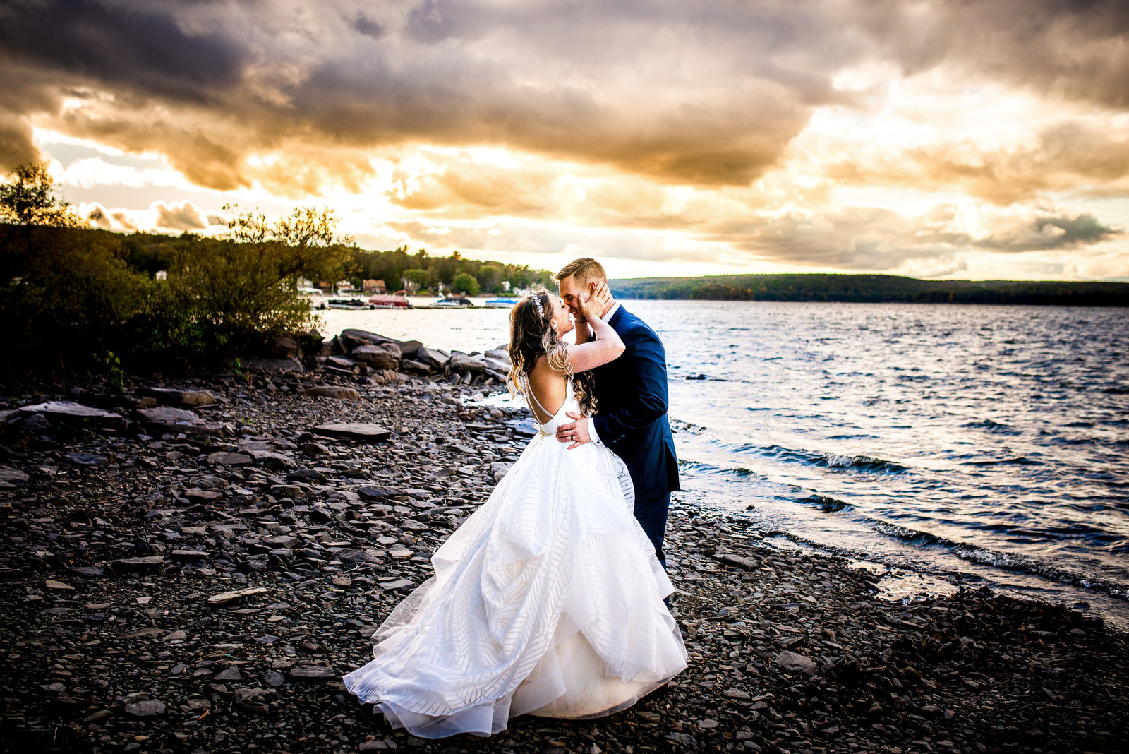 Lake Wallenpaupack Wedding Photos-345-Edit