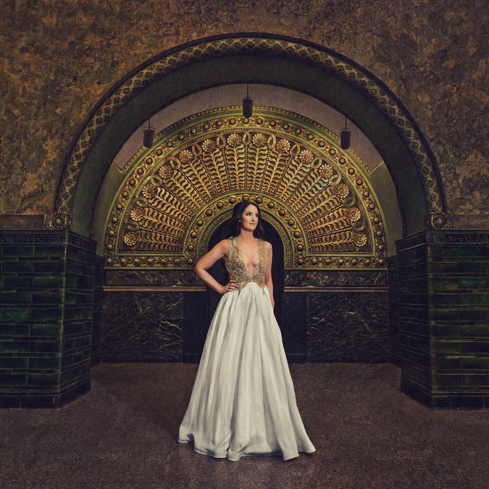St. Louis Union Station Wedding by Andrew Joseph