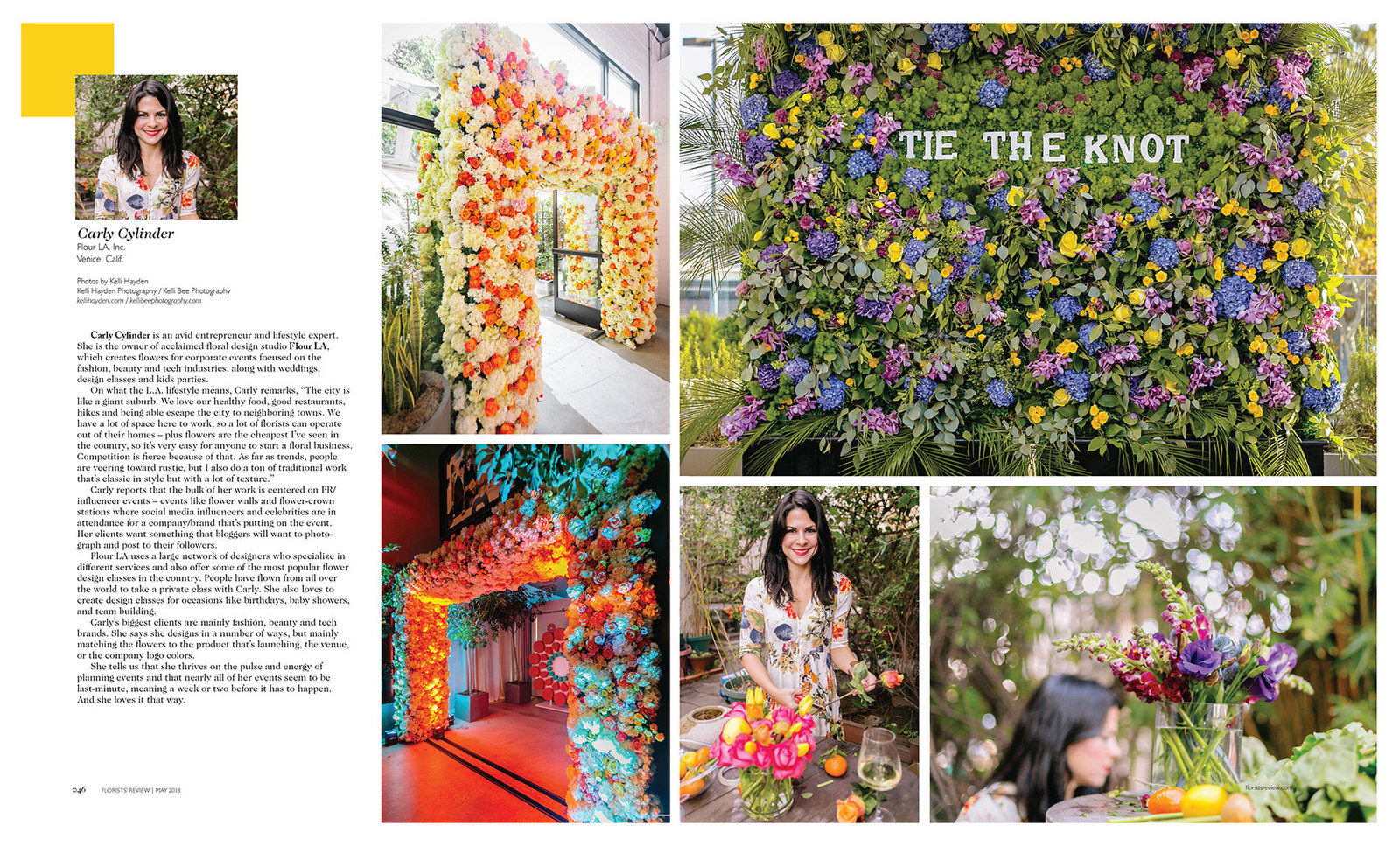 PRESS_FloristsReview_May2018_LALALAND