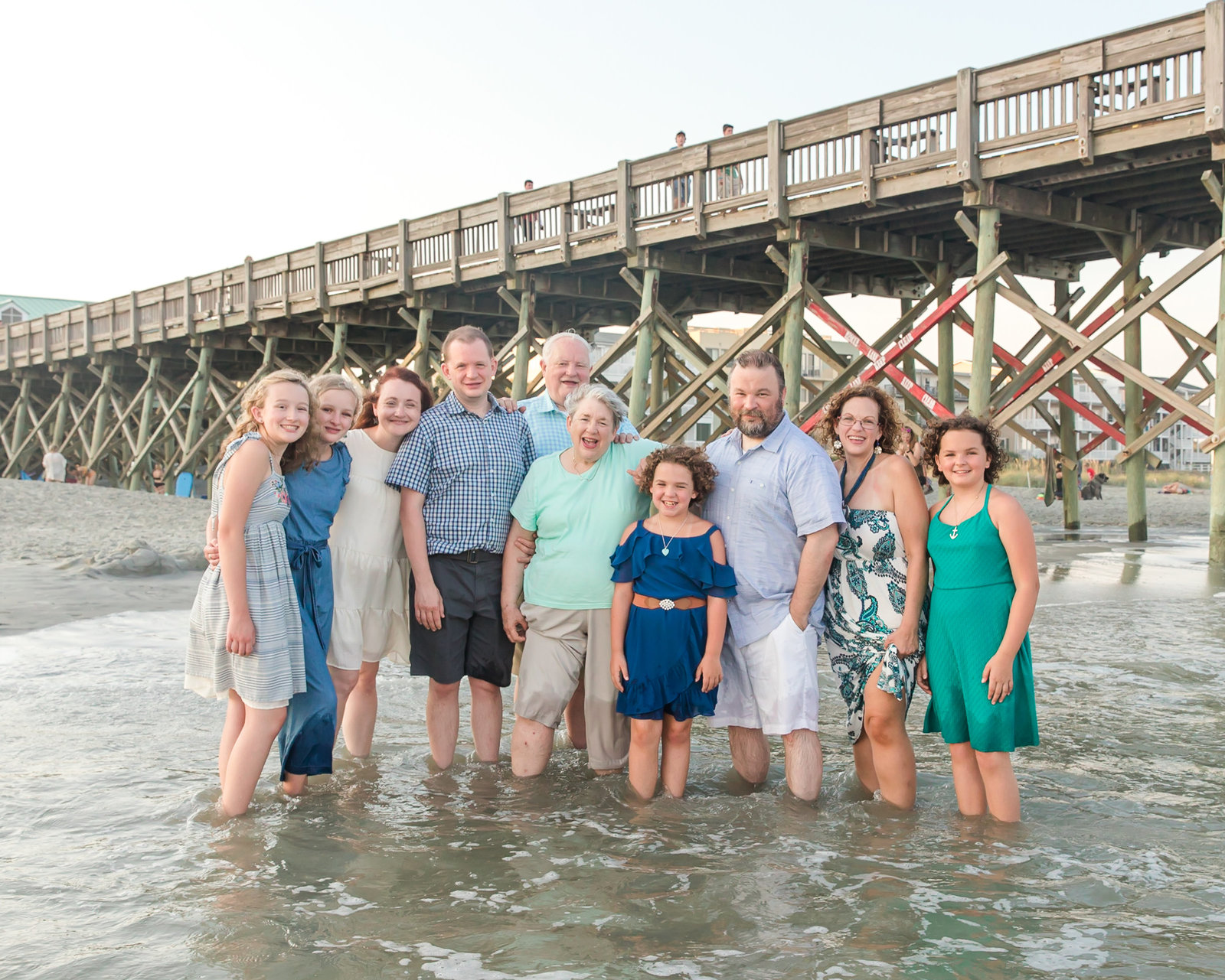 Janice Jones Photography South Carolina Beach Session 13