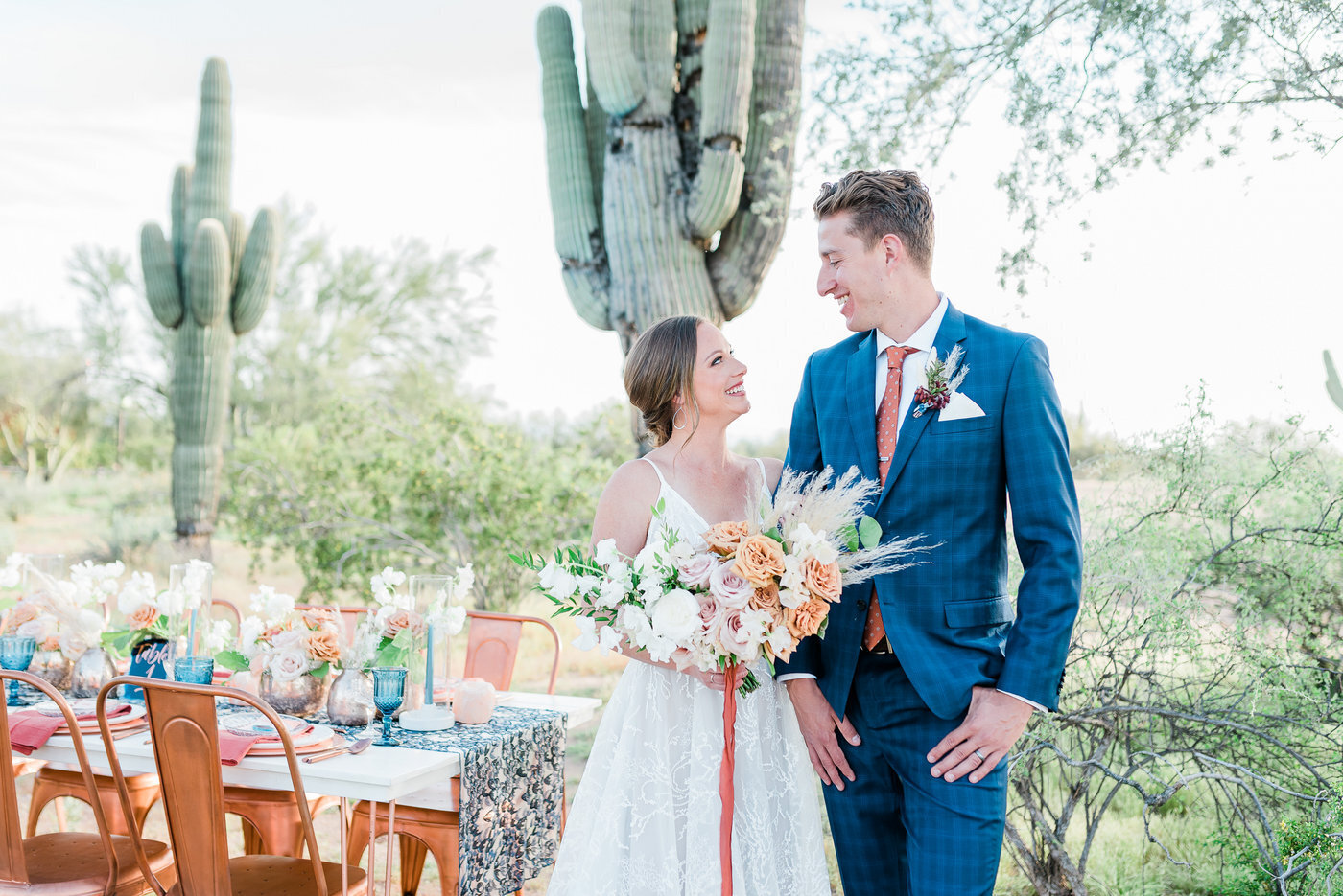 Modern Copper Desert Wedding Styled Shoot 2019-0073