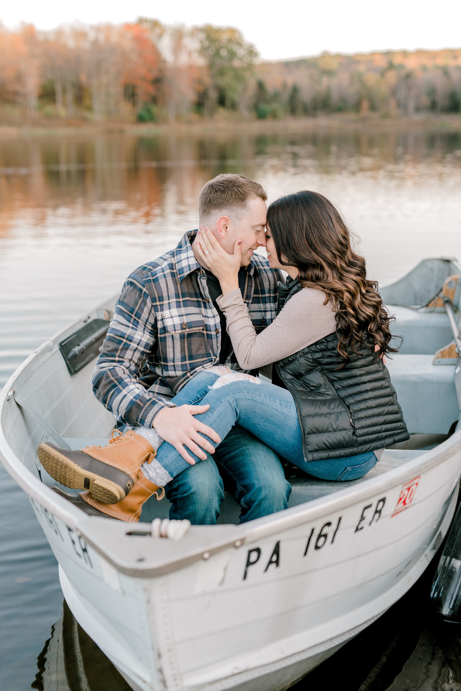 Park Dam State Park Engagement Session