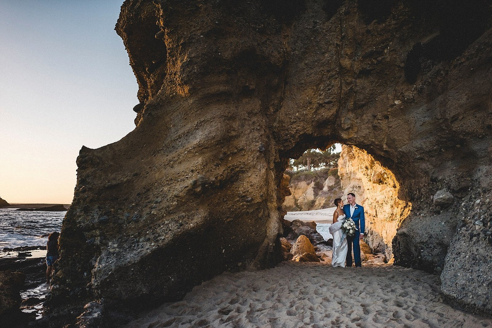 Elopement Photographer Laguna Beach Montage Wedding Elopement 0055