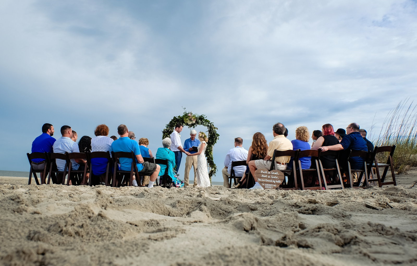 Driftwood Beach Wedding, Bobbi Brinkman Photography