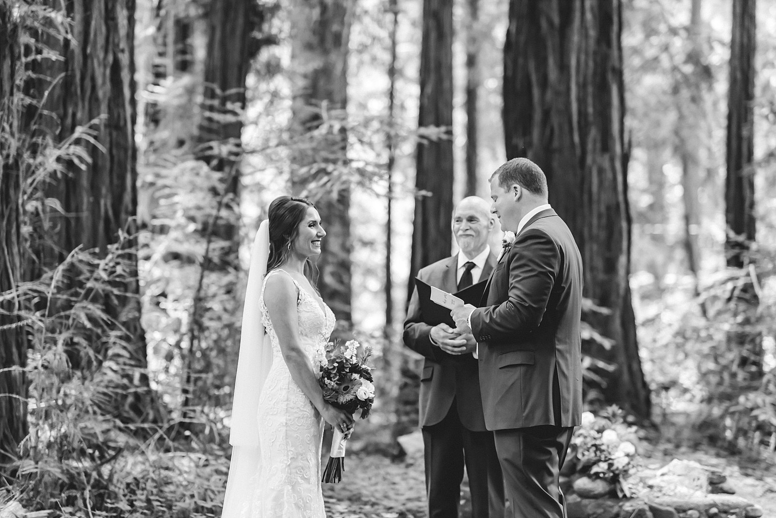 Glen Oaks Wedding Big Sur Elopement 055