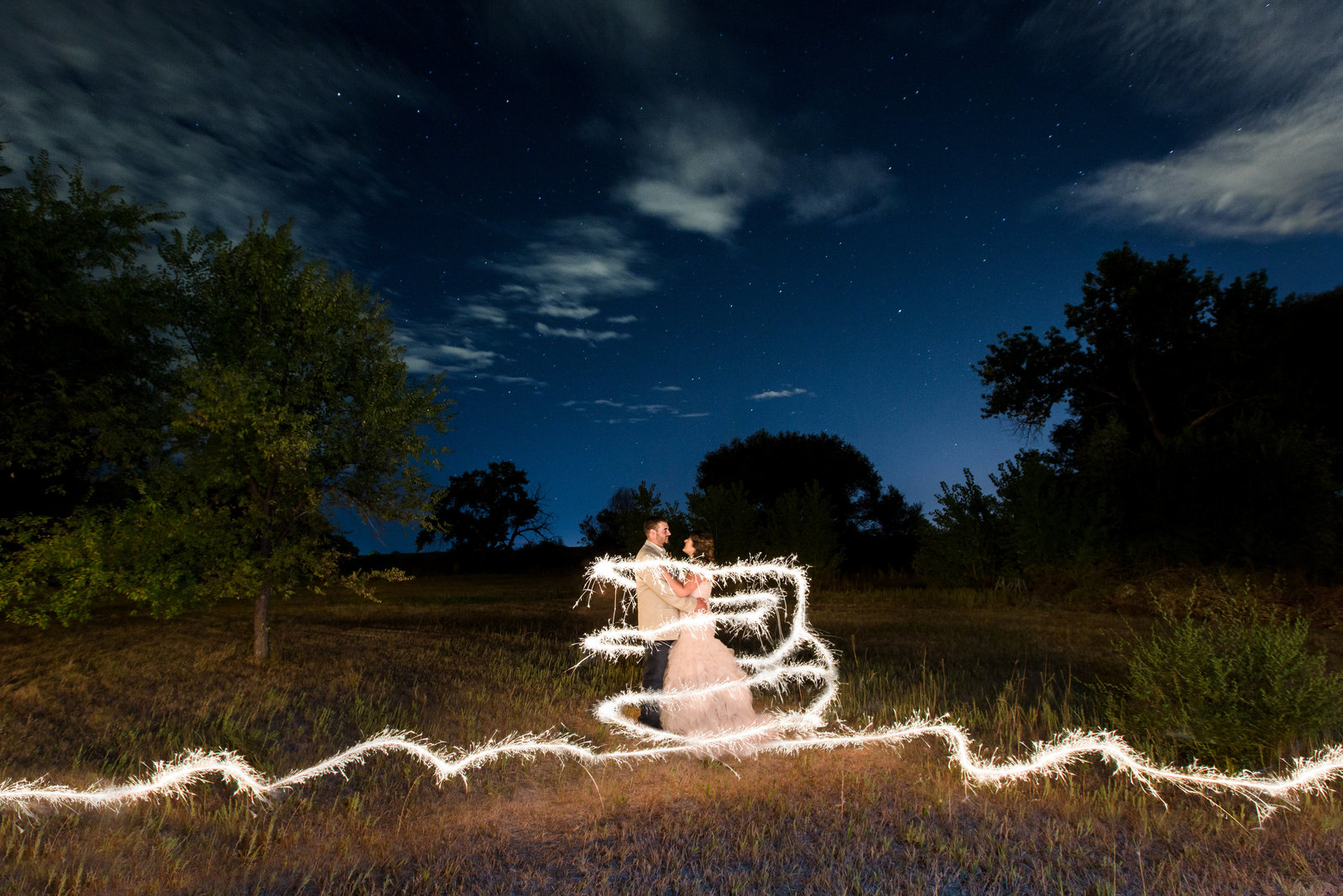 sparkler-photos-colorado-wedding