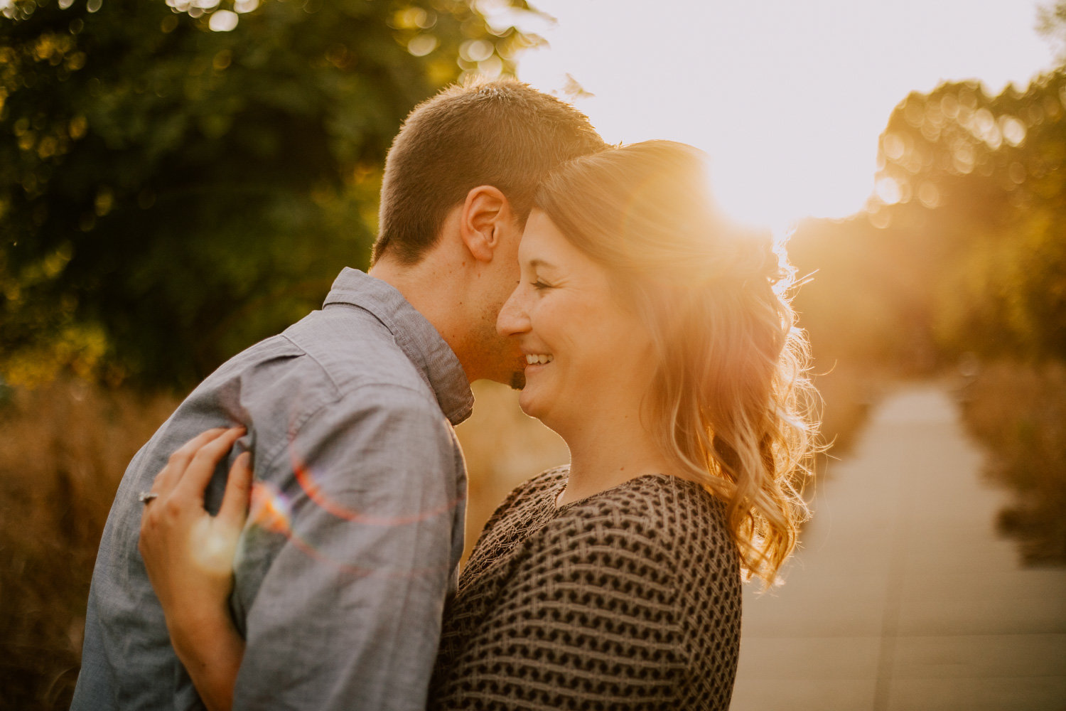 Vibrant-giggly-engagement-session-holliday-park-32