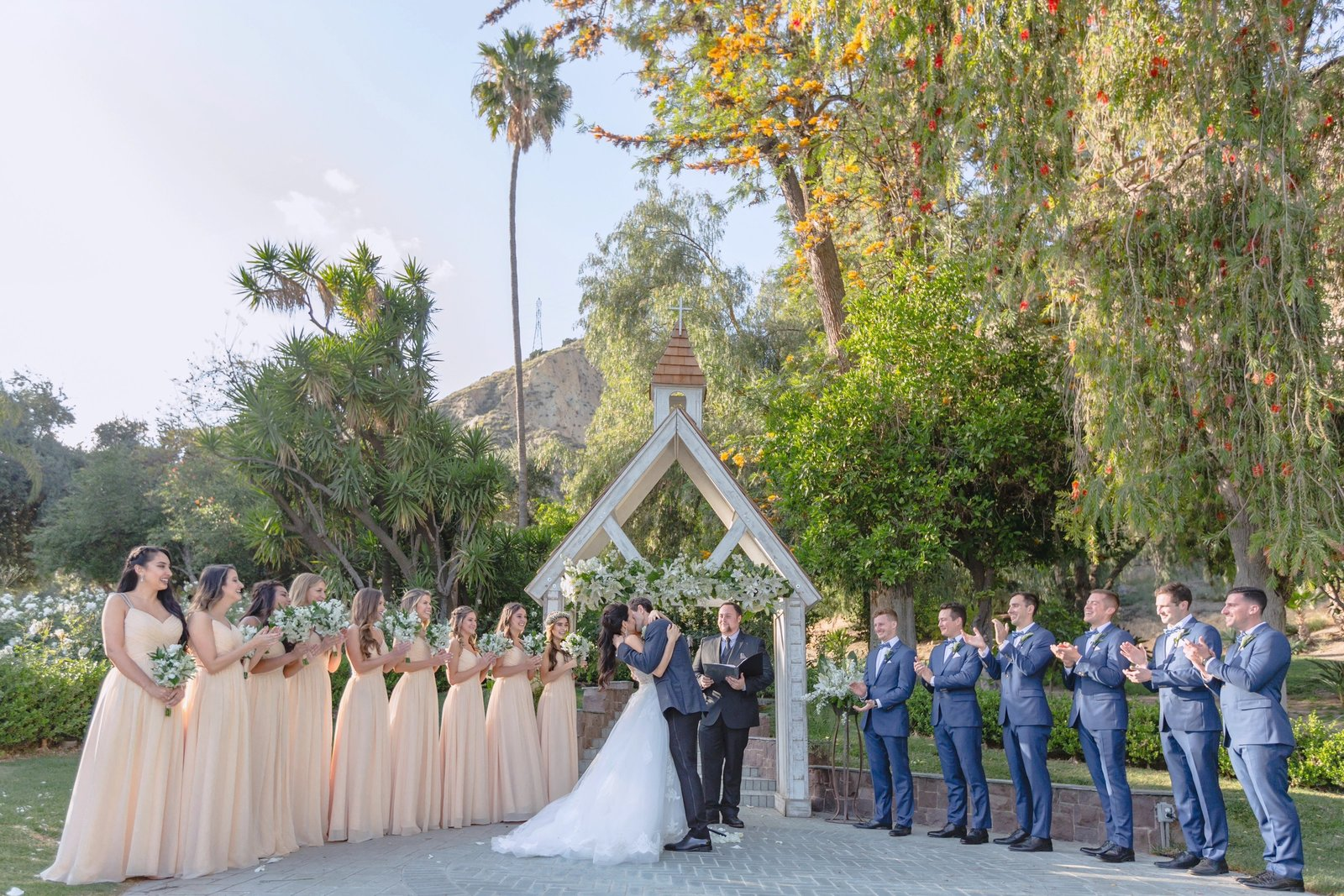 frist kiss newhall mansion wedding venue