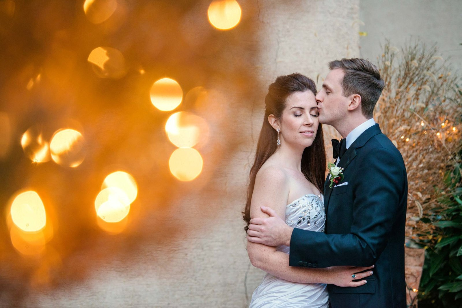 Creative wedding photos Coindre Hall