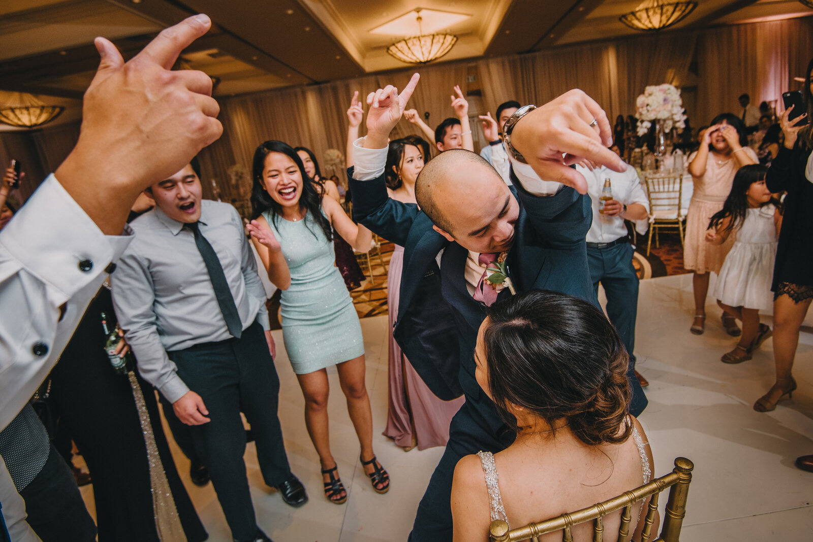 anaheim hilton wedding reception photography100