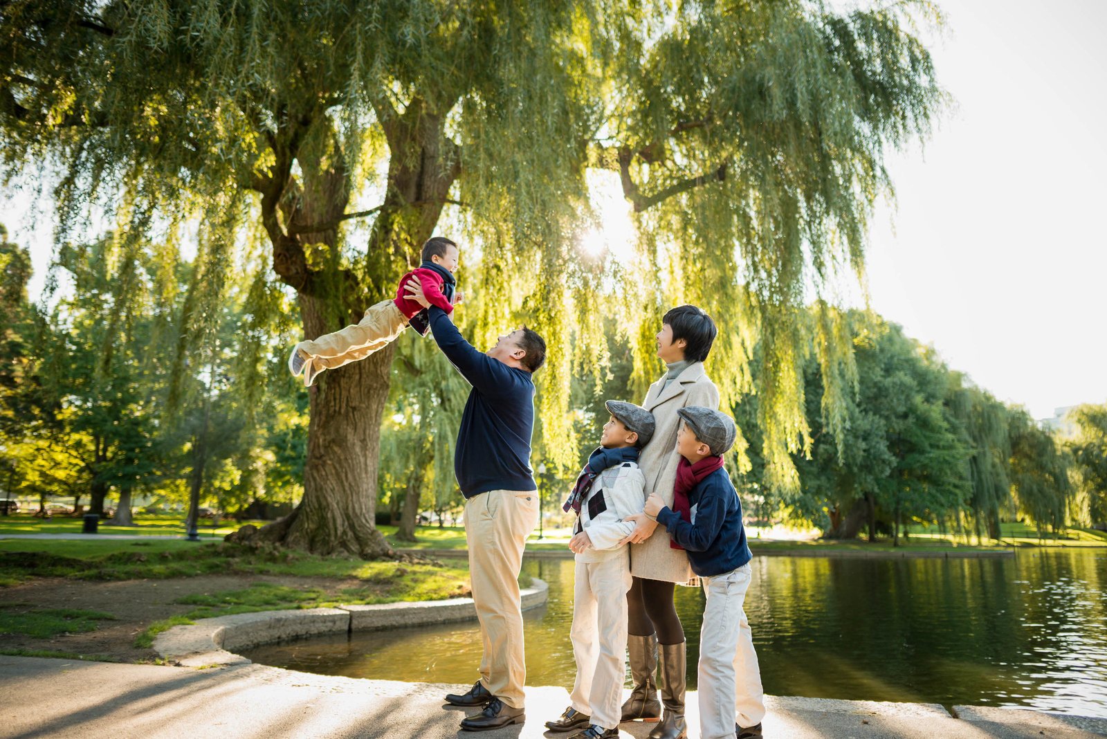 Boston-Family-Photographer-Public-Gardens-Session-30