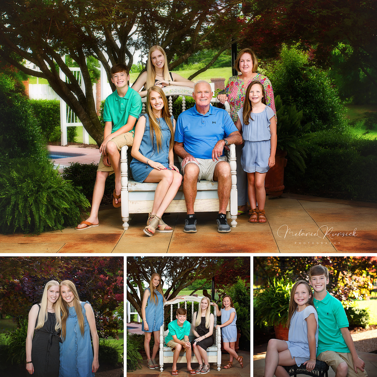 Newport Ar family photographer Melanie Runsick