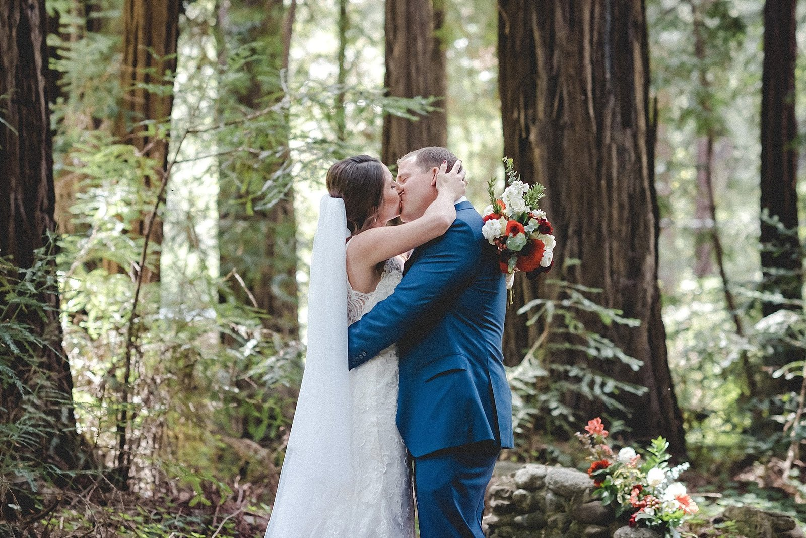 Glen Oaks Wedding Big Sur Elopement 061