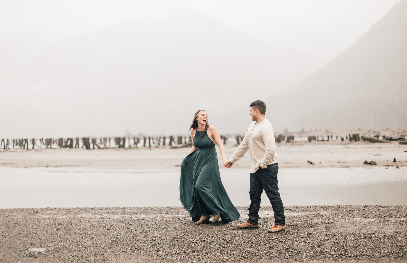 Lake_Cushman_Engagement_Photos-143