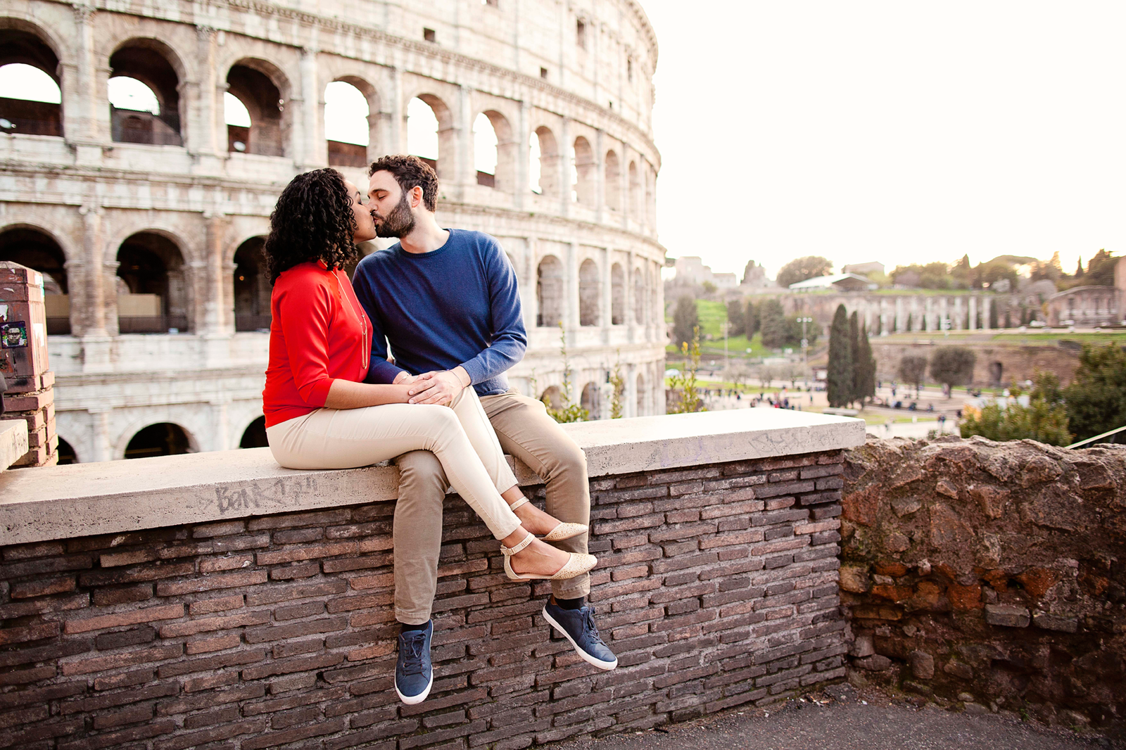Tricia Anne Photography - Rome Photographer - Rome Engagement Photography - Rome Destination Photographer - Photographer in Rome
