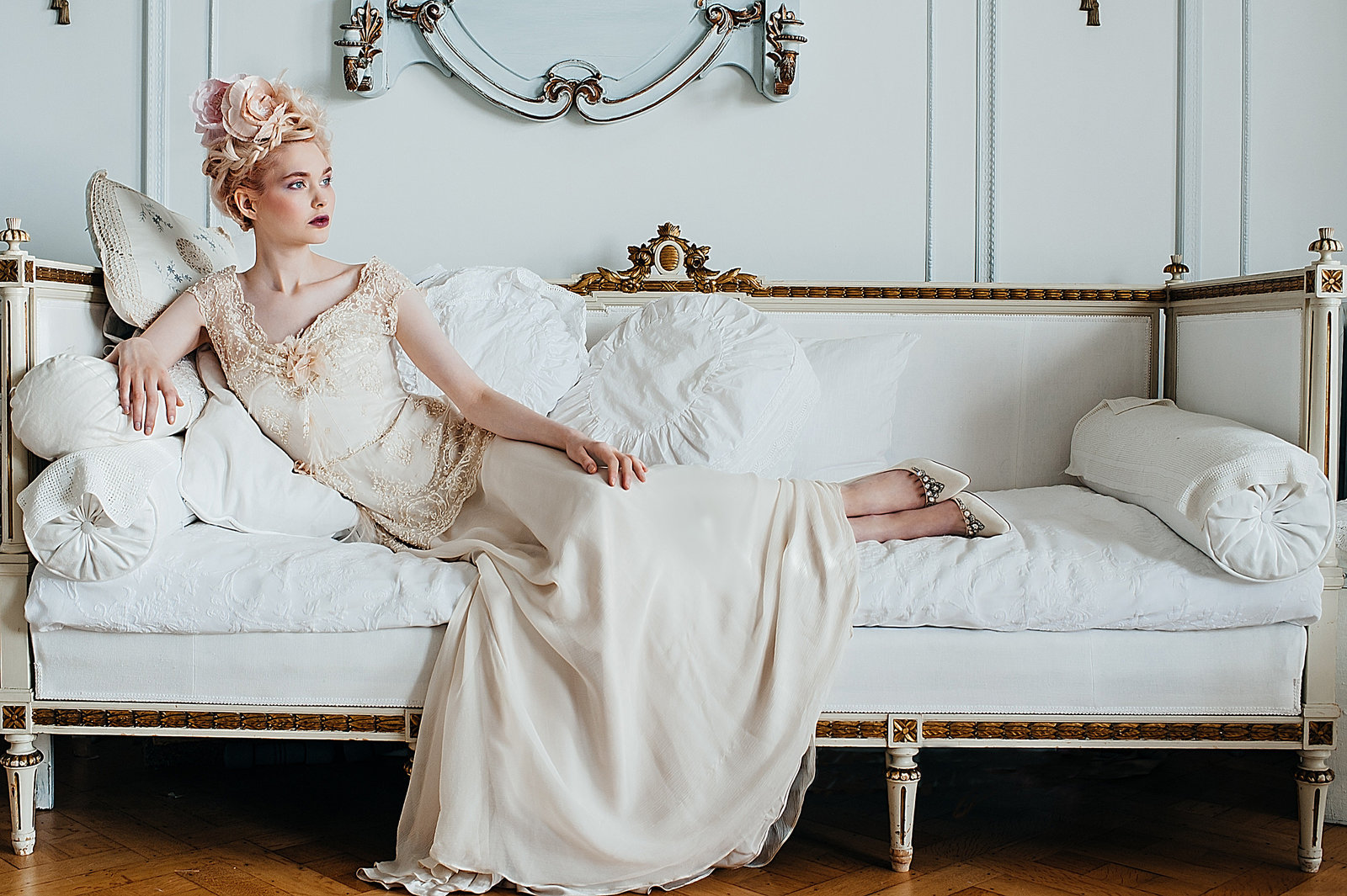 LilyElsie_beaded _lace_edwardian_champagne_wedding_dress_JoanneFlemingDesign (2)