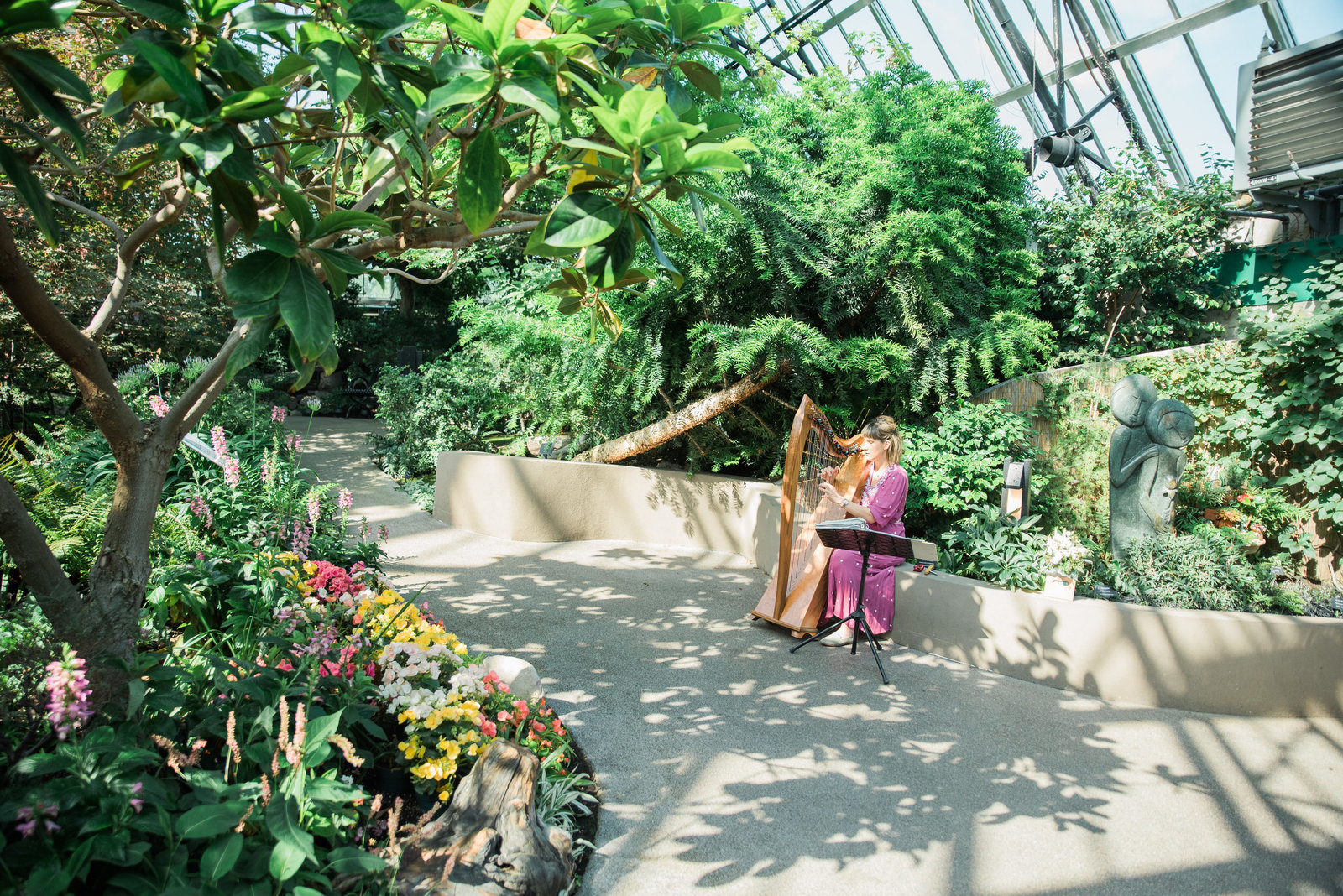 Muttart Conservatory Wedding - Edmonton Wedding Photographer22