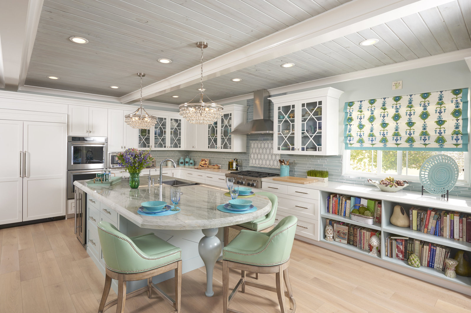 Beach House Kitchen Layout