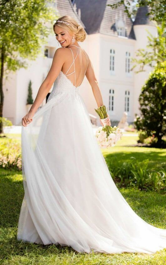 Frankie Gown Phoenix Arizona Wedding Dress Affordable Gowns
