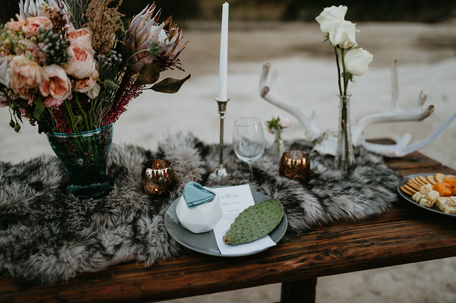 Kaila Sarene Photography-Boho Bridal Wedding- Big Bend Texas-123