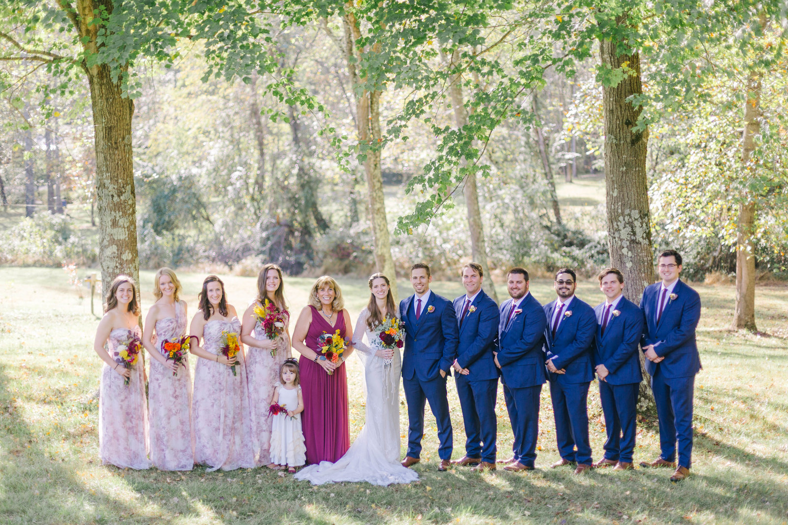 Culpeper Fall Wedding -0144