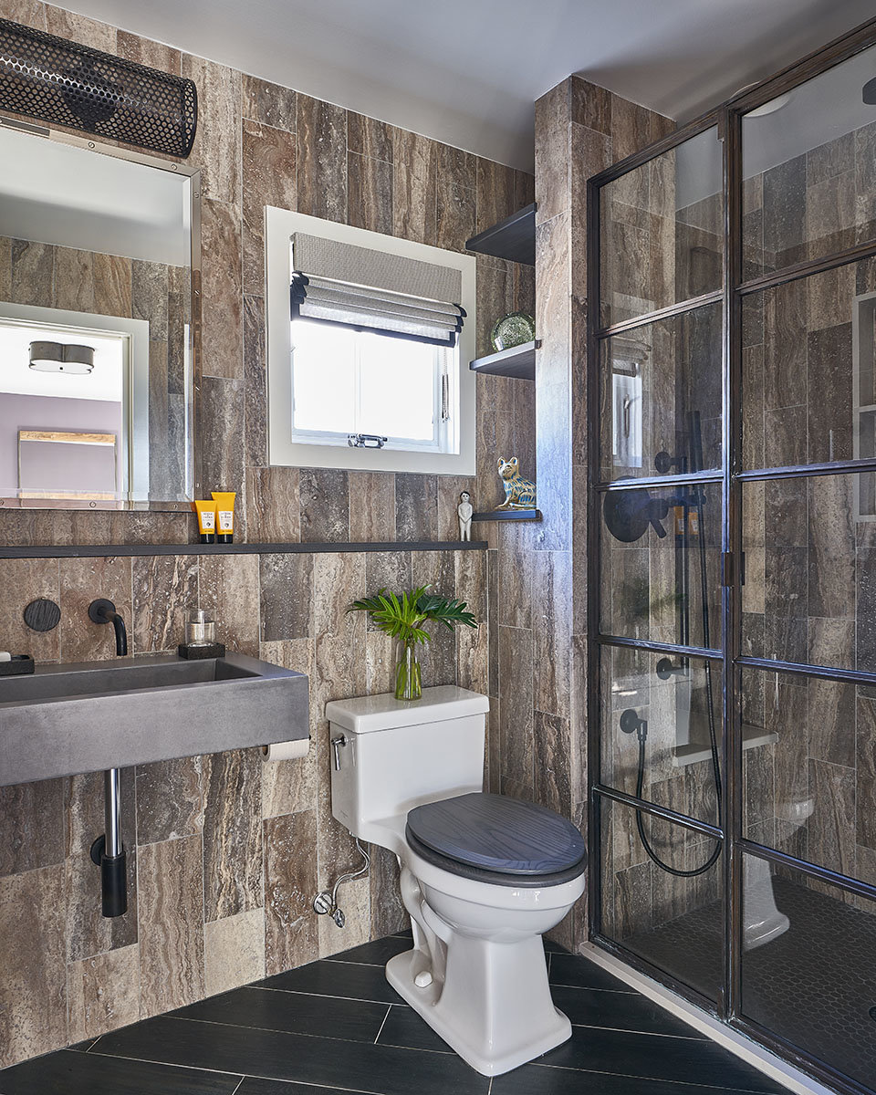 Bathroom Design by Shannon Connor Interiors