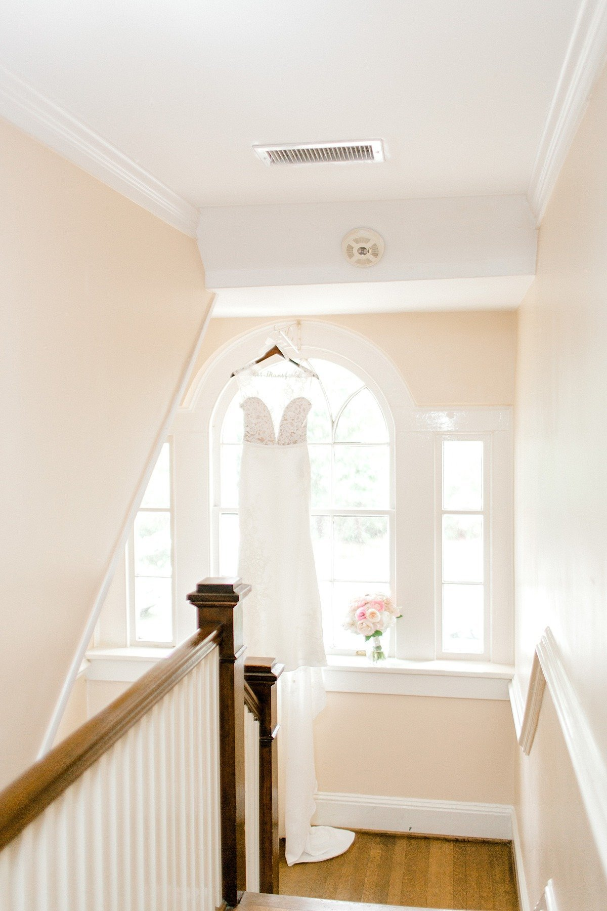 L&M Spring Pink Floral Abilena Plantation Indoor Wedding New Bern NC Andrew & Tianna Photography-83