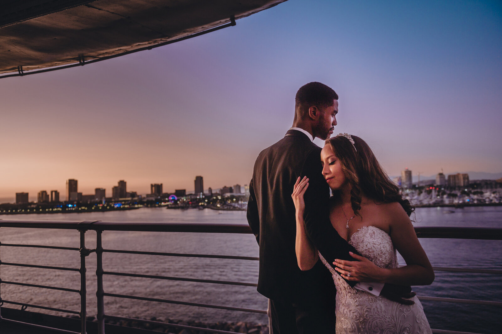 queen mary wedding photography long beach