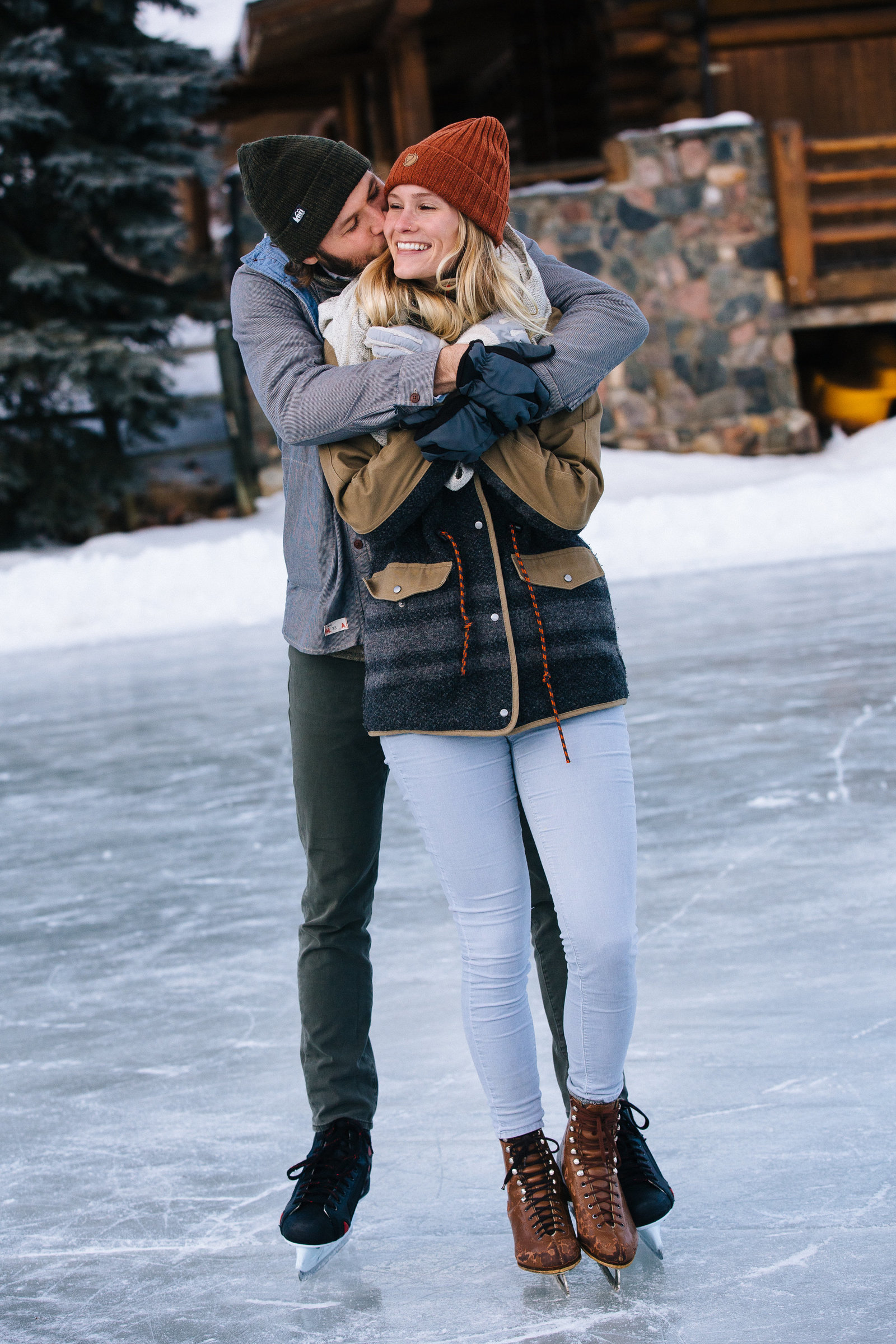 Evergreen ice skating photography - Holloman-5