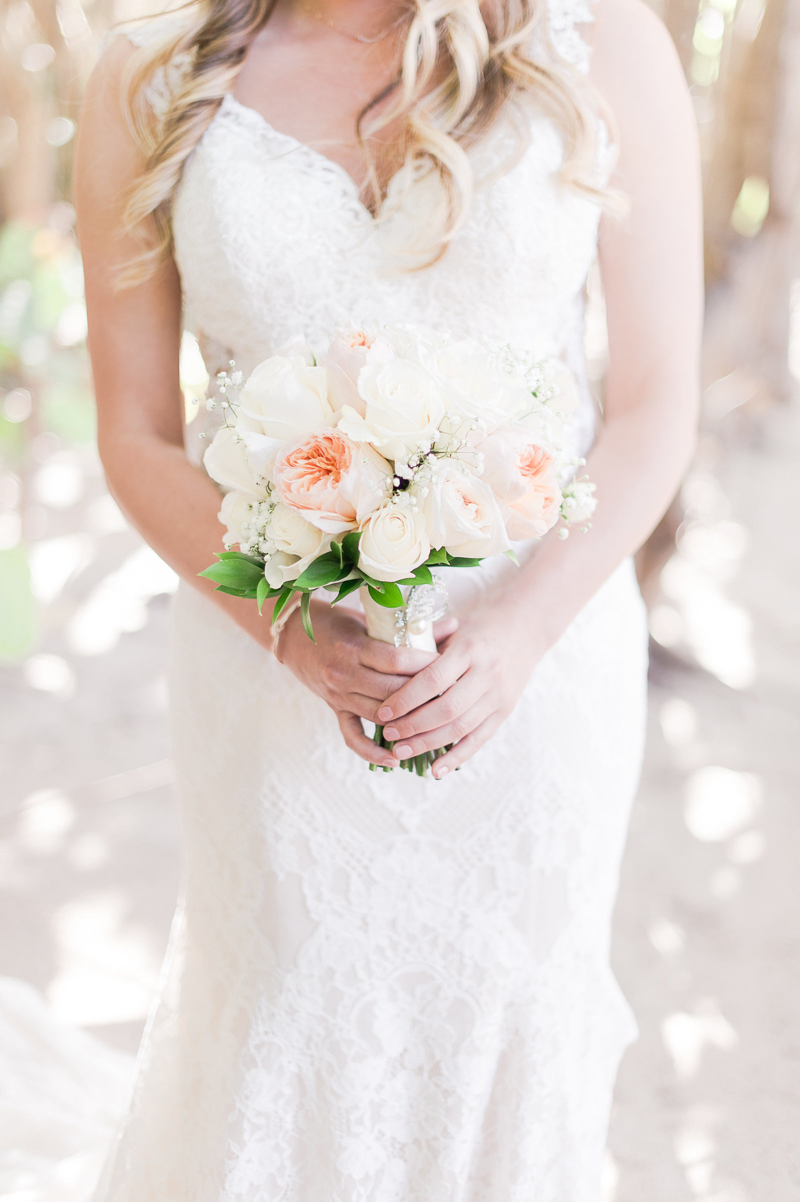 Brides Bouquet - Hilton Singer Island Wedding  - Palm Beach Wedding Photography by Palm Beach Photography, Inc.