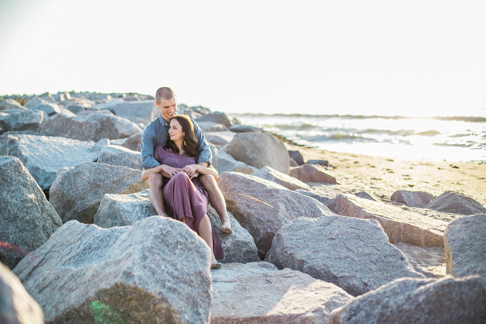 Wilmington Couples Portrait Photographer