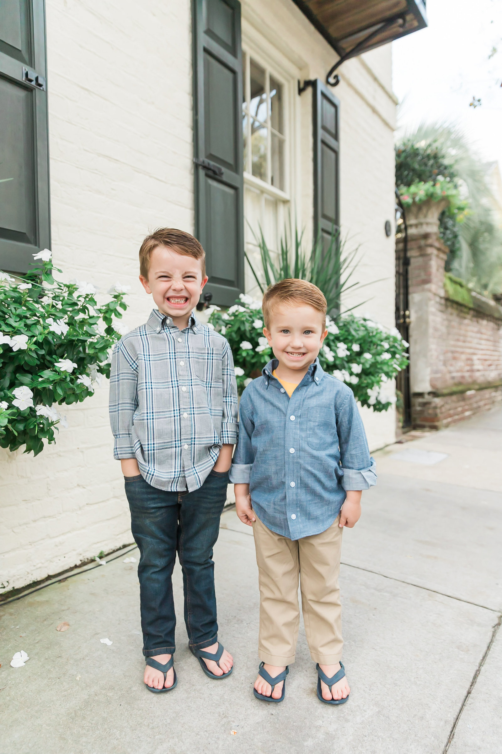 Janice Jones Photography Downtown Charleston Family Session 10