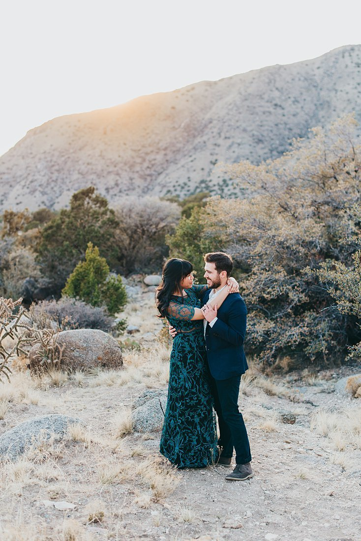 Sunset-Desert-Engagement-Photography-New-Mexico