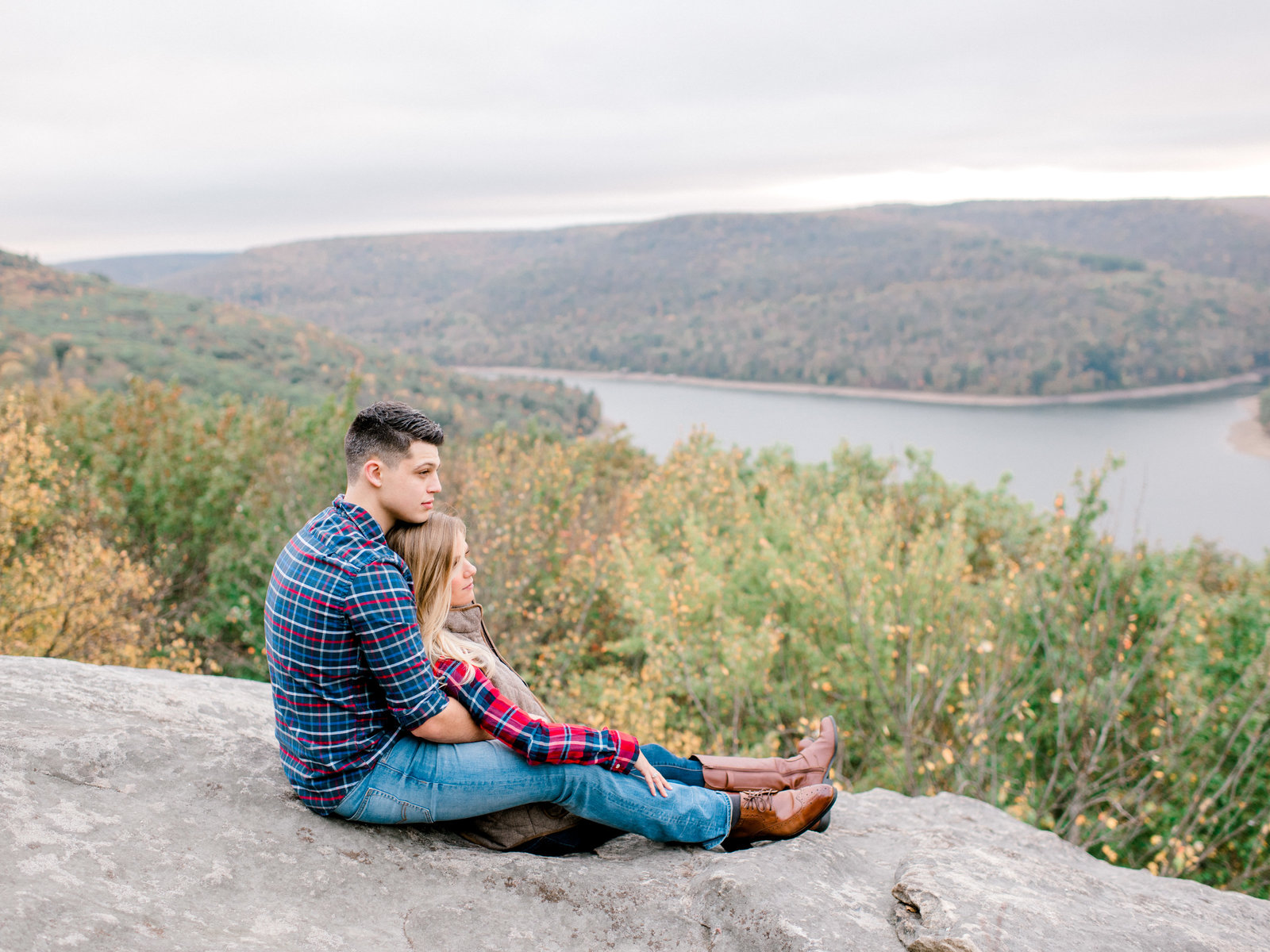 Kinzua Engagement Session