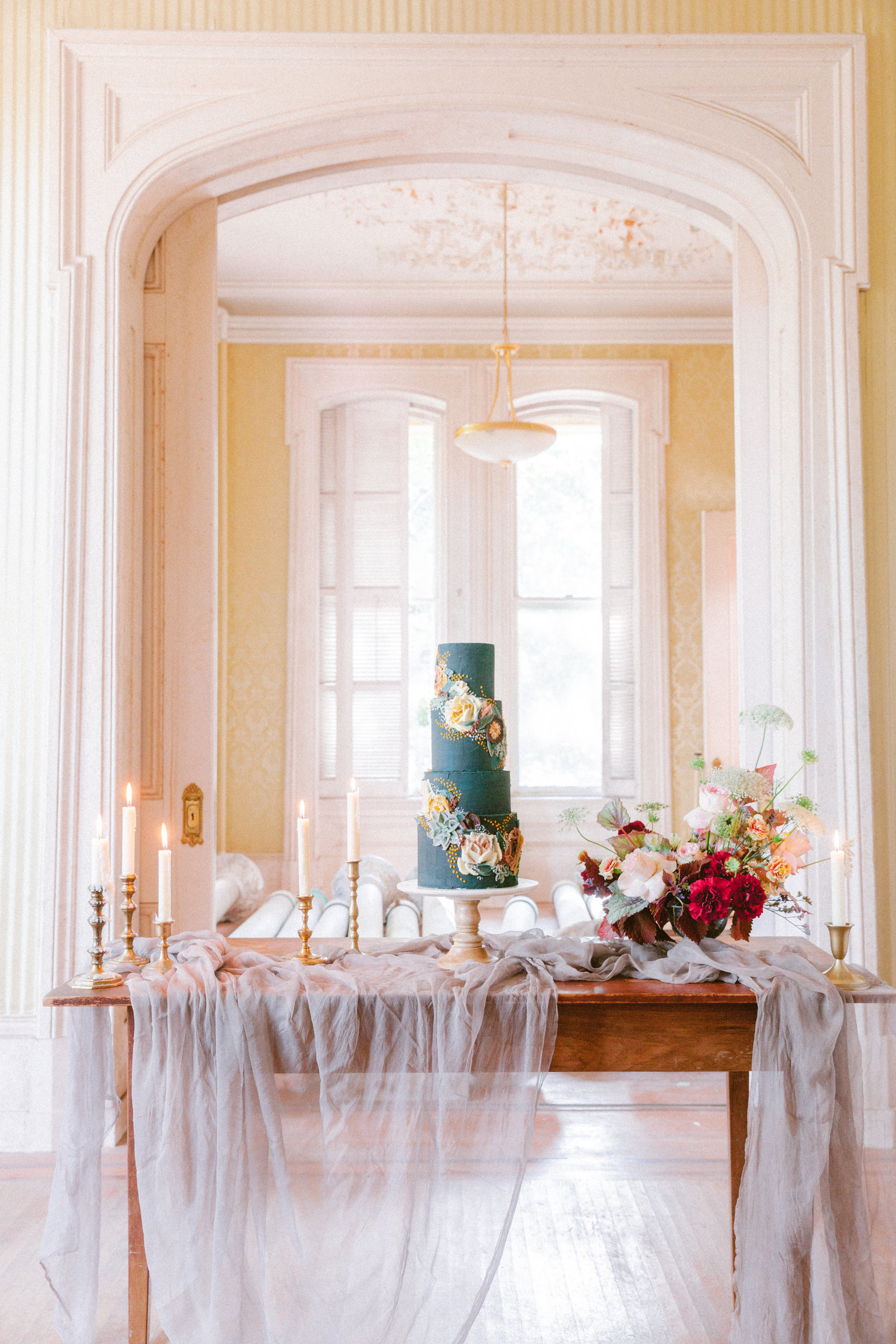 Romantic Italian Bridal Inspiration Mina von Feilitzsch Photography-80