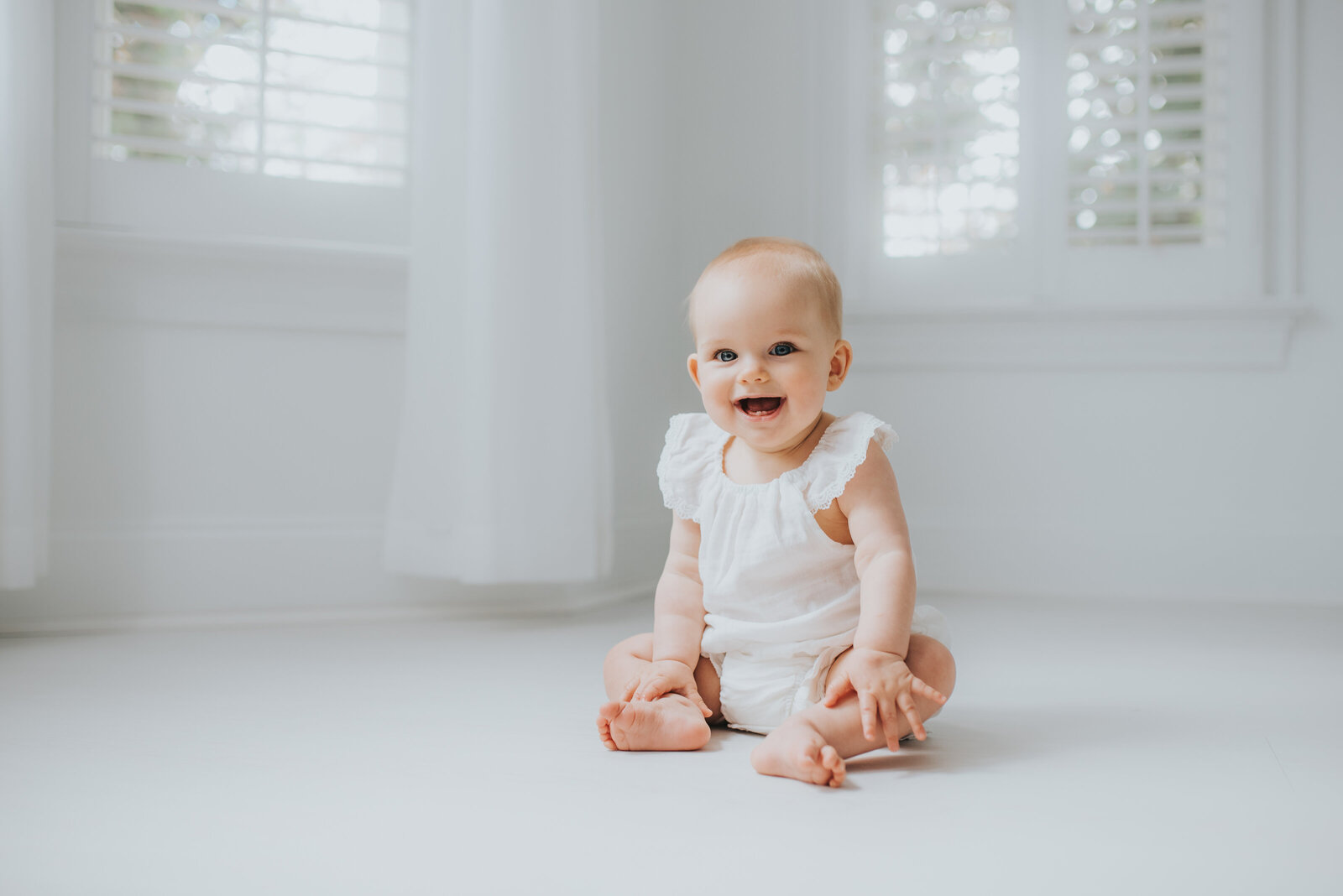 Lillian Porter - Simple Baby Session-12