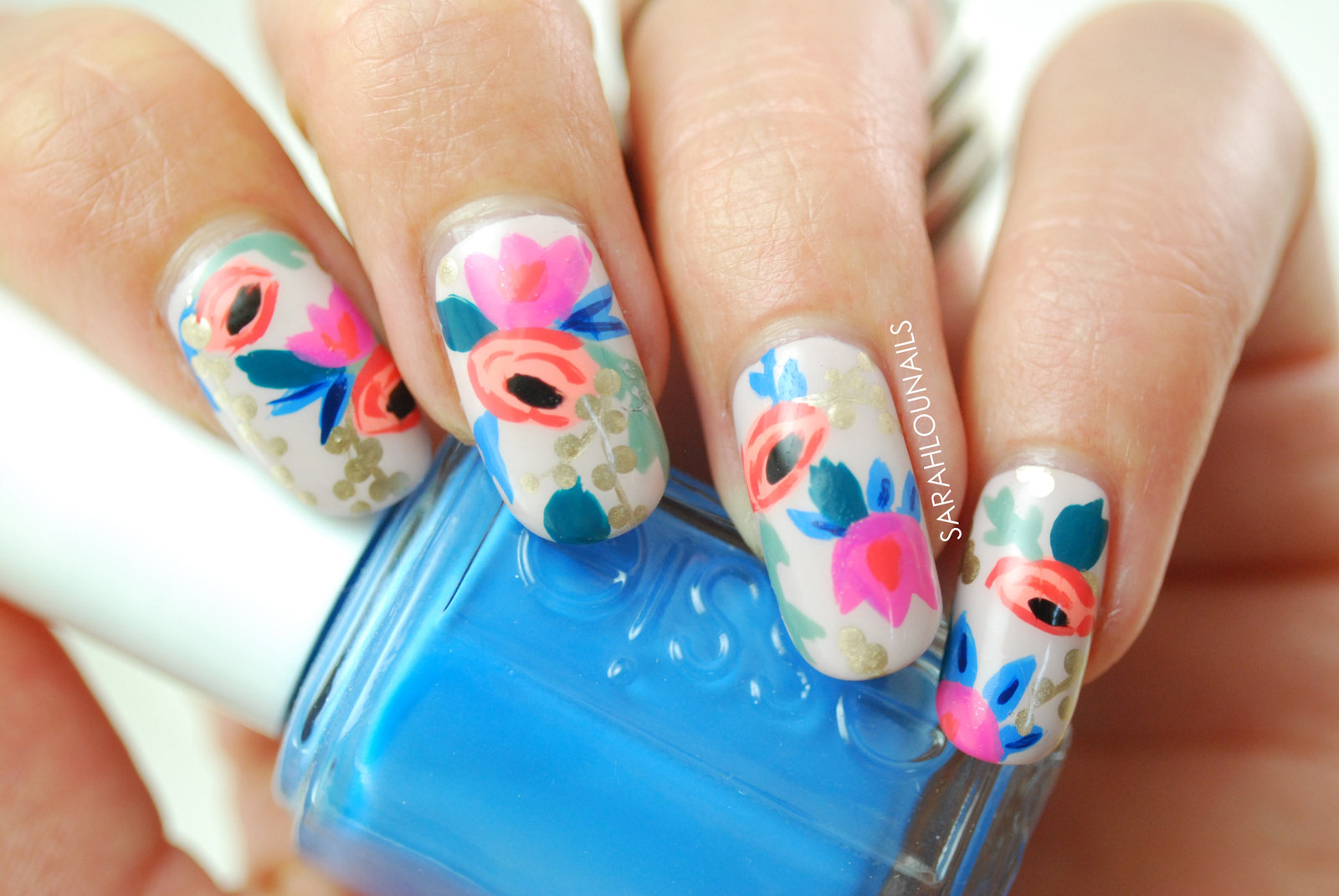 Rifle Paper Nails 7