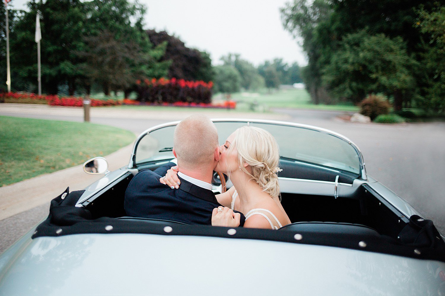 Firestone Country Club Wedding Marissa Decker Photography