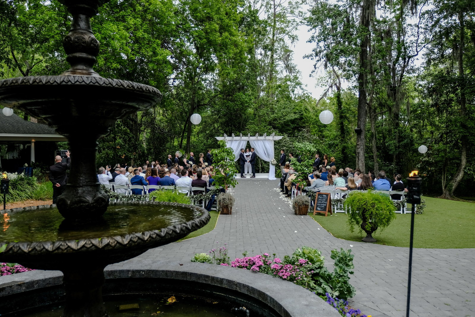Mackey House Wedding, Bobbi Brinkman Photography, Ben + Peter