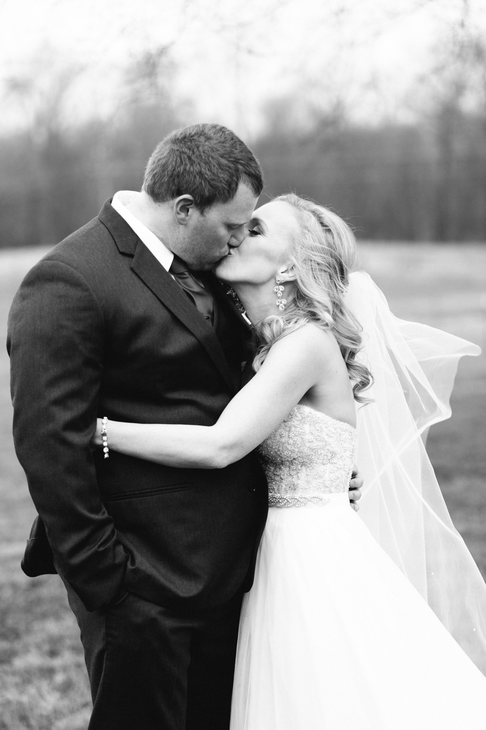 Dan and Sarah Married-Samantha Laffoon Photography-77
