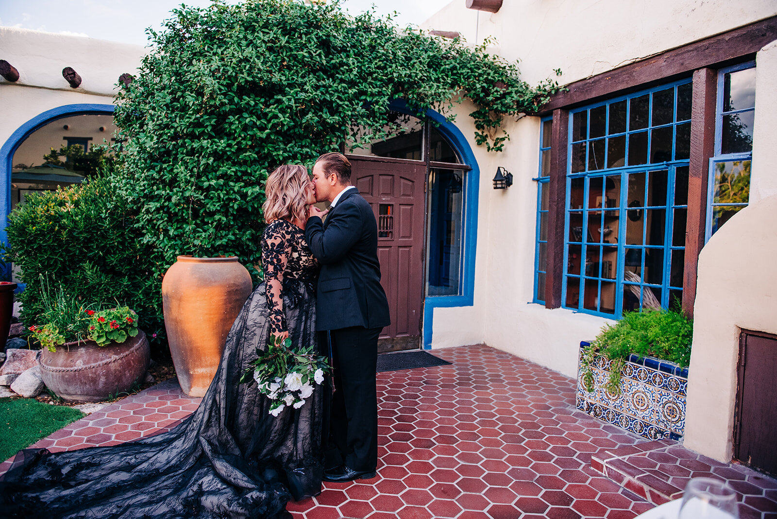 Tucson, Arizona, Wedding, Hacienda Del Sol, Desert Wedding