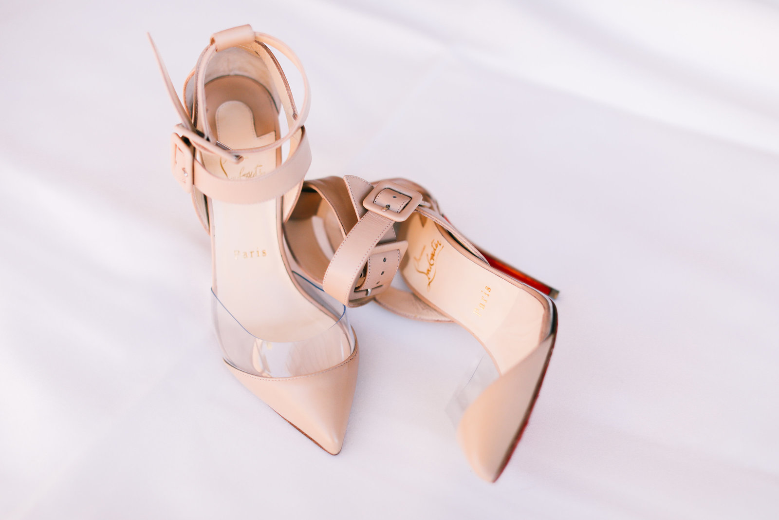 louboutins bridal shoes san francisco wedding photographer