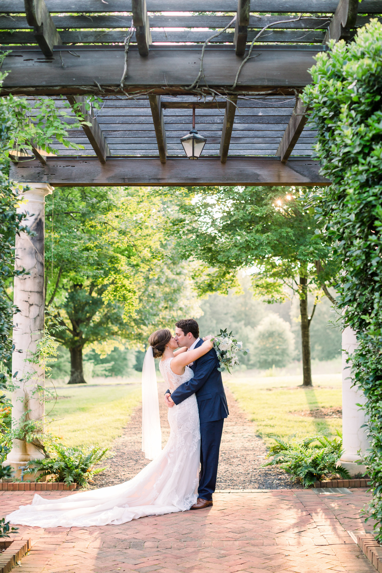 Andrew and Christine Married-Samantha Laffoon Photography-1