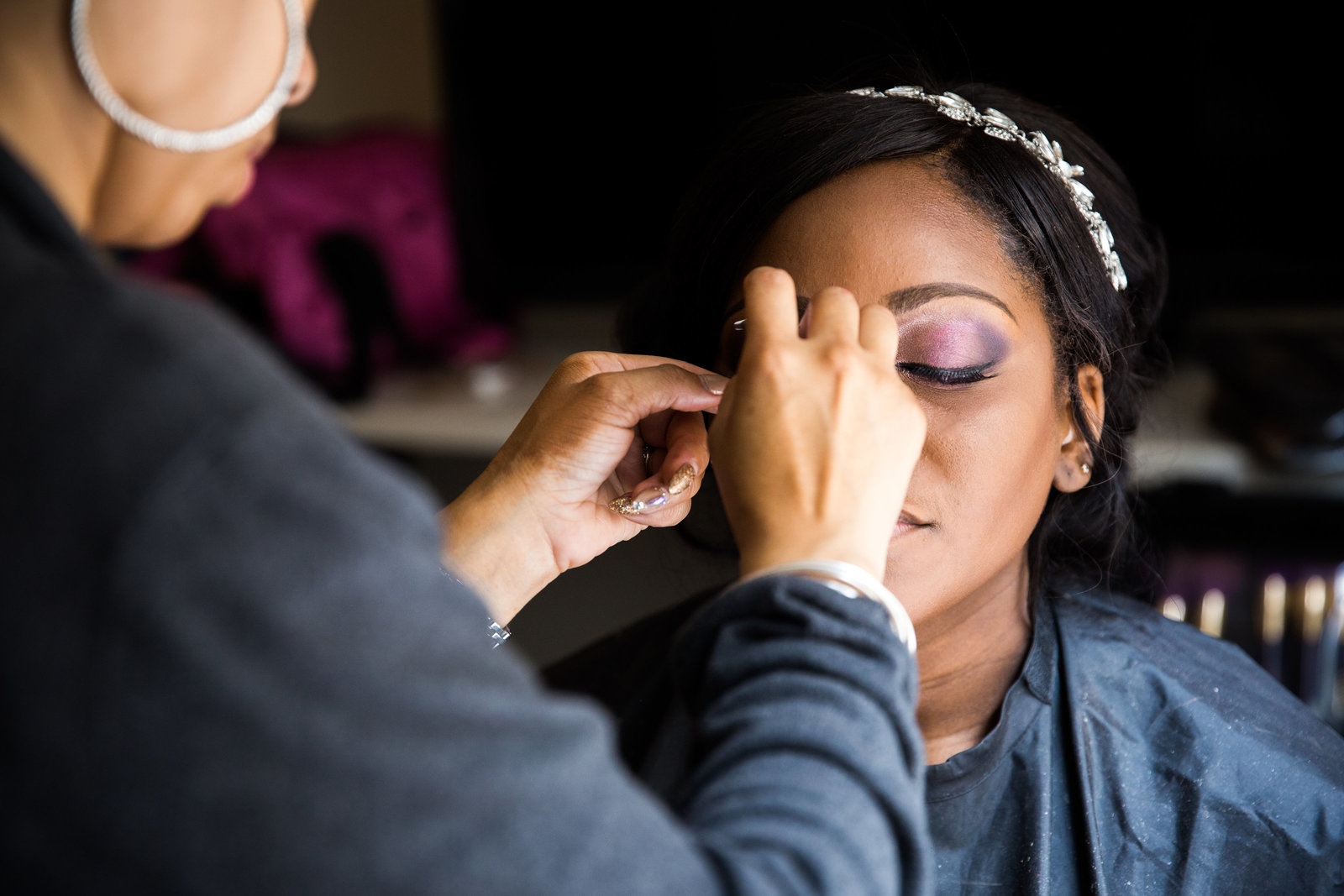 photos makeup by Tammi Toliver  Fashion Facez photo by Greg Davenport Photography