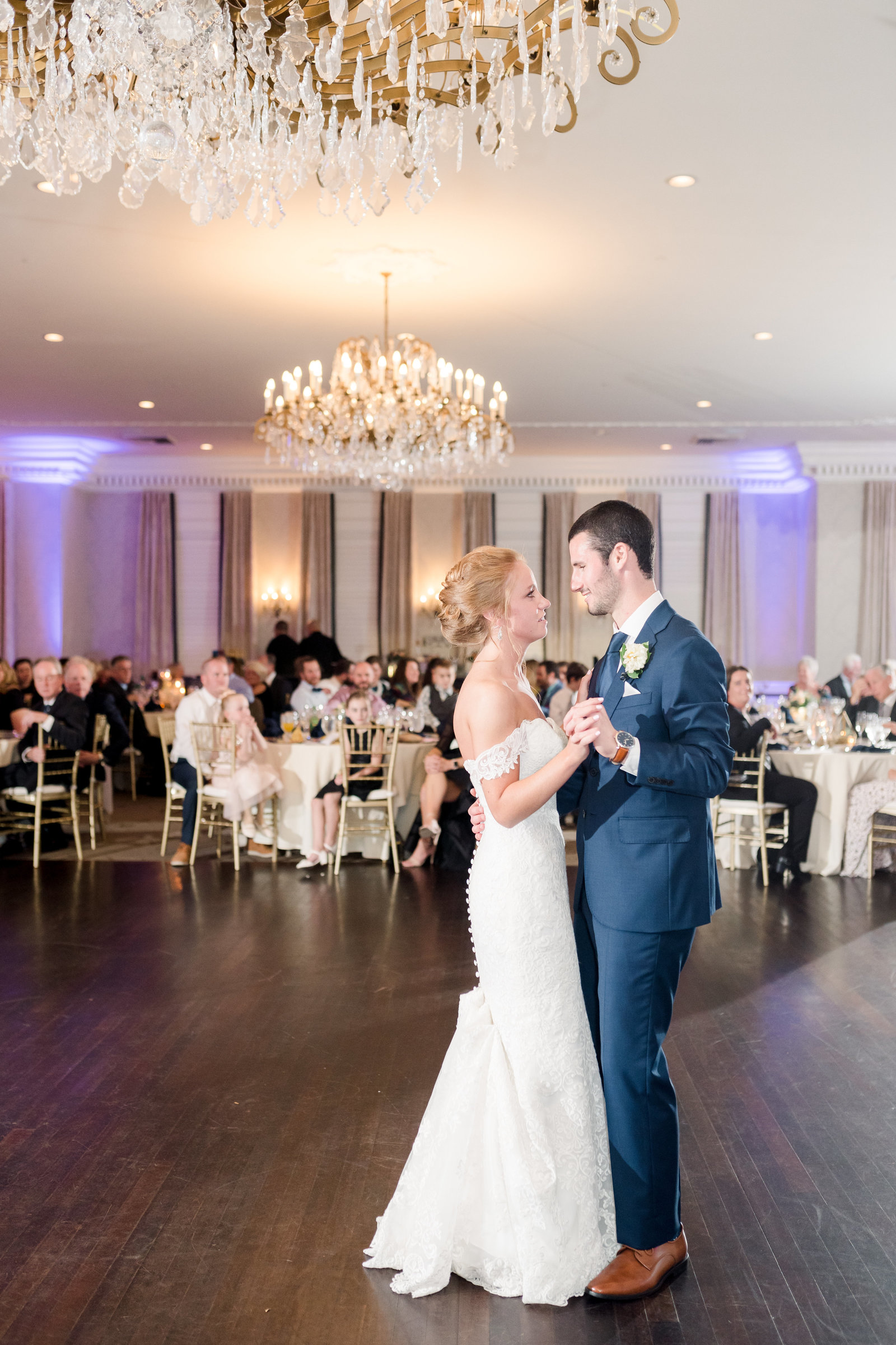 Blue Bell Country Club Wedding Photographer Photo-272