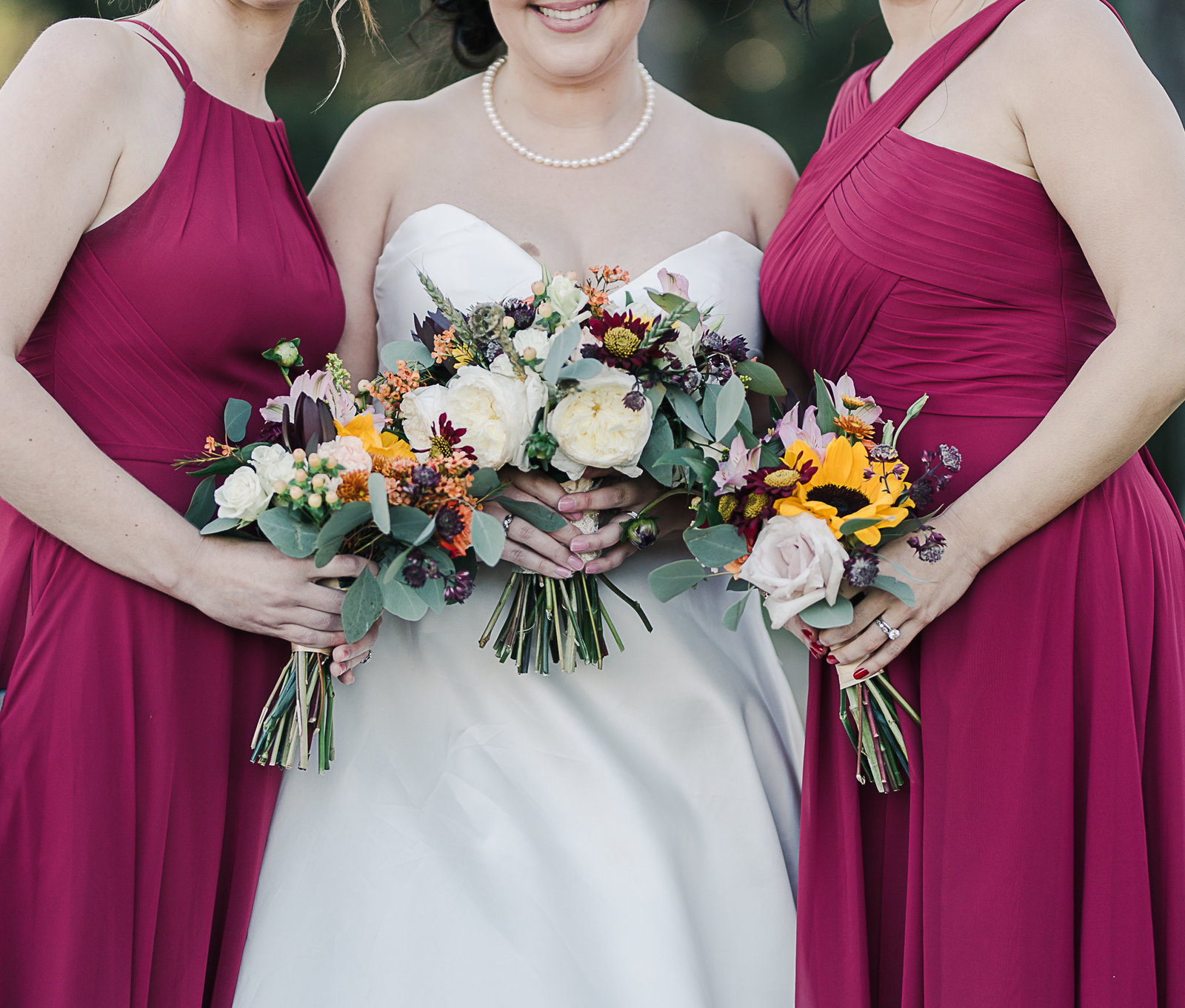 Michelle Ray Photography DC Based Green Wedding Photographer