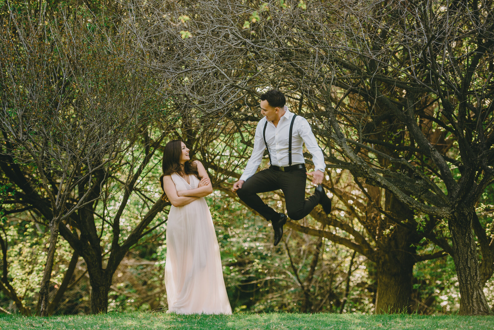 schabarum regional park engagement photography