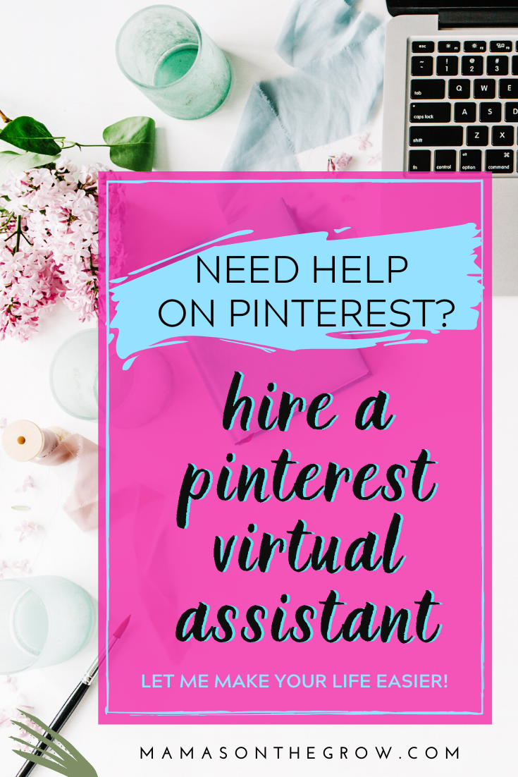 Need Help on Pinterest- Hire a Pinterest Manager - Mamas on the Grow - 5