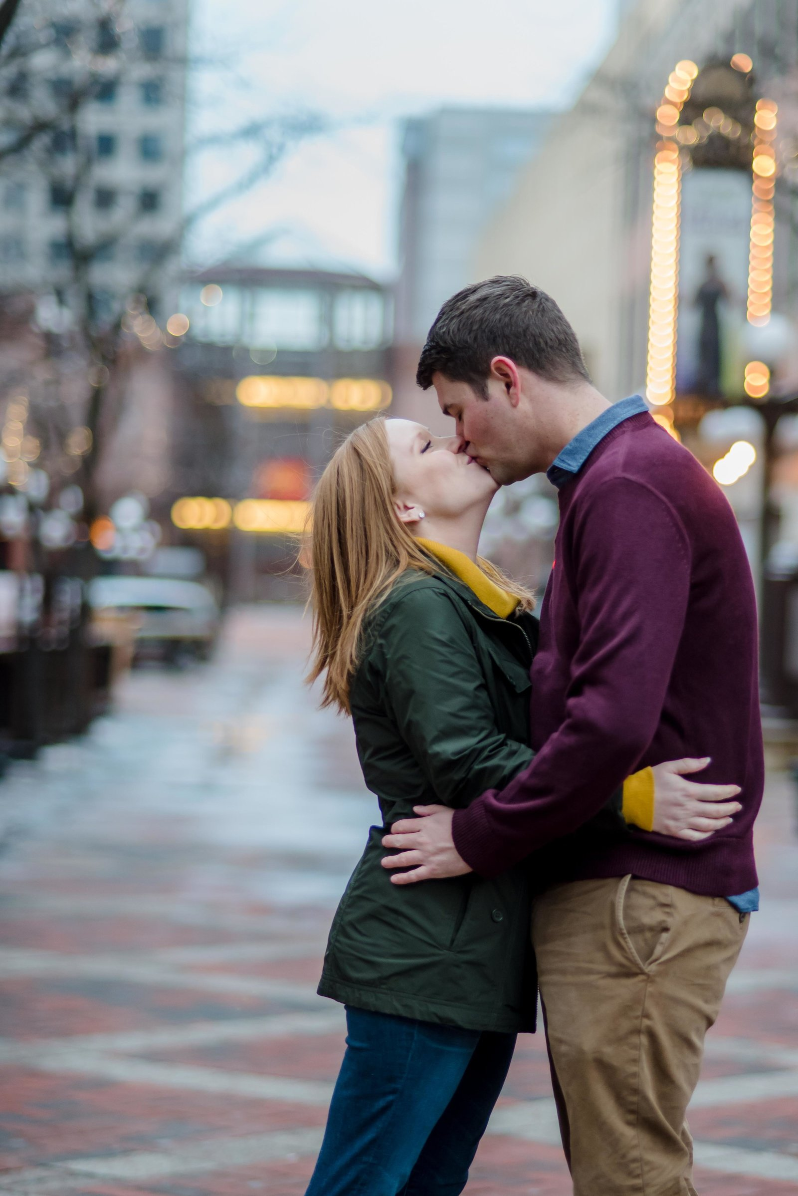 Minnesota Winter Engagement Photos 1378